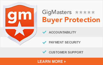 GigMasters Buyer Protection