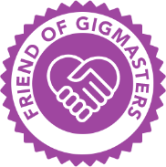 For members who have provided services at a GigMasters-hosted event.