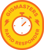 Rapid Responder Badge