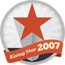 2007 Rising Star Award Winner