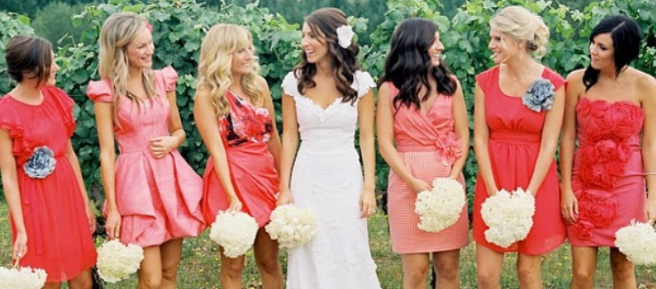 Garden Weddings, Summer 2012 Trends