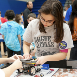 Real Event: FIRST LEGO League Championship