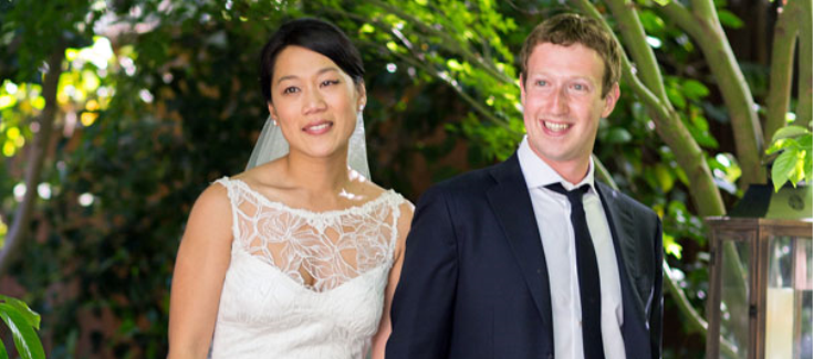 Mark Zuckerberg's Secret Wedding Song List