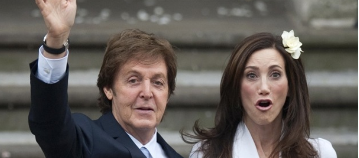 Top 5 Beatles' Wedding Songs for Sir Paul