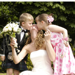Ways to Destroy a Flower Girl Dress