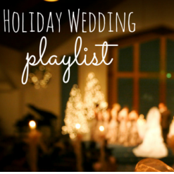 Silver Bells, Meet Wedding Bells: Holiday Wedding Music