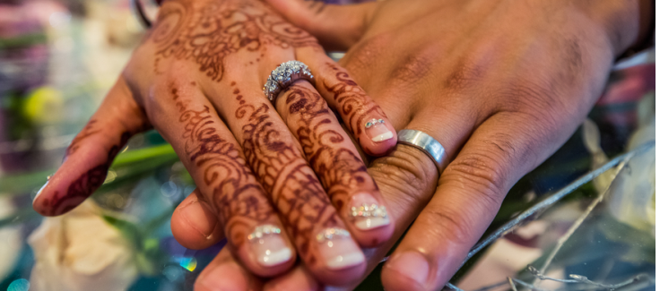 Intricate Indian Wedding