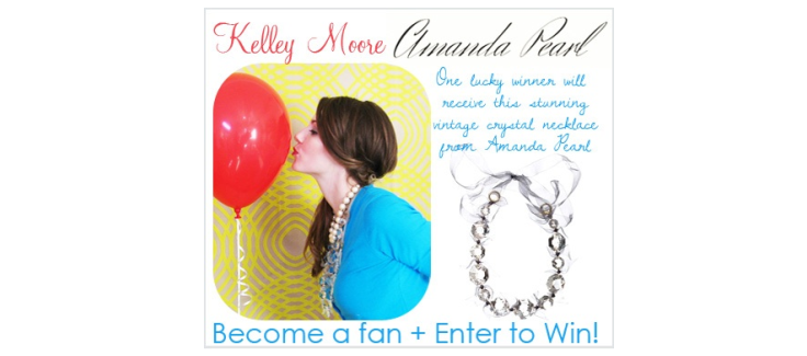 Beautiful Necklace Giveaway