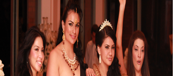 Real Event: Arabian Nights Quinceanera and Bollywood Sweet 16