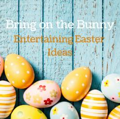 Bring on the Easter Bunny! Get Easter Ideas Here