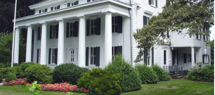 Venue Spotlight: Burr Mansion
