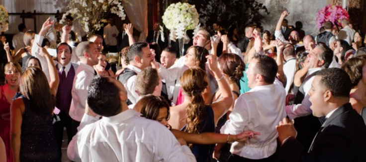 Top Ten Wedding Songs via Vegas DJ