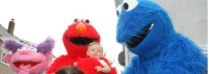 Kids Party Tip: Kids and Costumed Characters