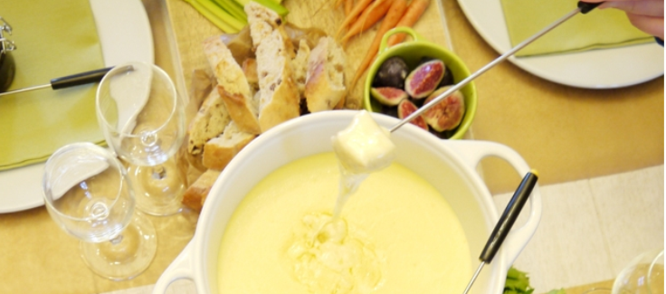 Hosting a Cheese Fondue Party