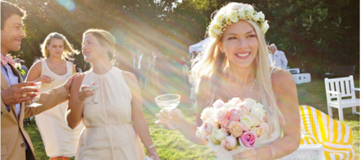 Summer Weddings, How to Keep Cool