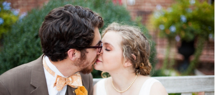 Tennessee Fall Wedding