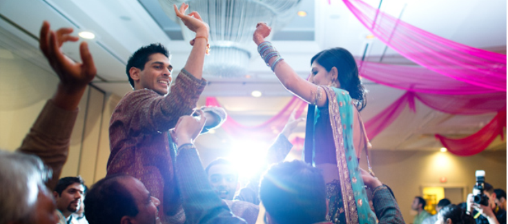 Colorful Indian Wedding in Atlanta