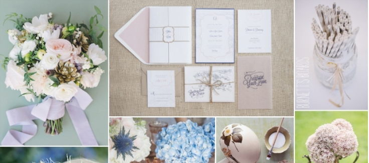 New Easter Wedding Inspiration