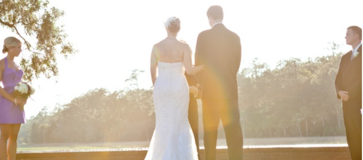 Real South Carolina Wedding