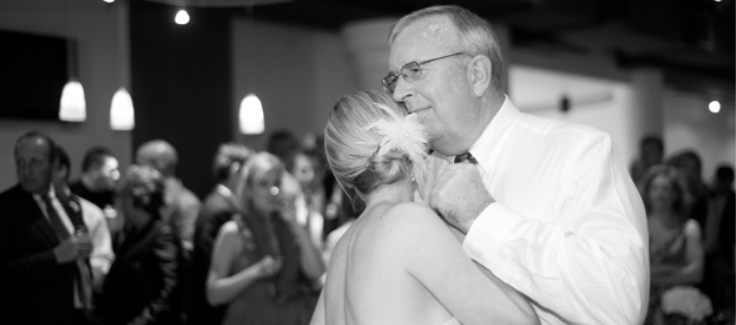 Wedding Tip, Surviving the Father-Daughter Dance