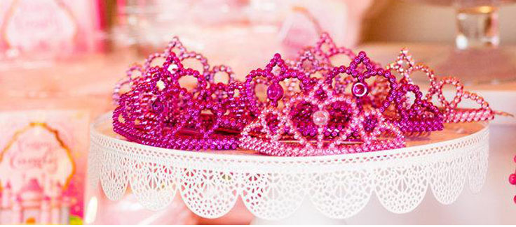 Most Popular Kids' Party Themes: Pretty Parties for Princesses
