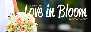 Love in Bloom! Wedding Photo Contest