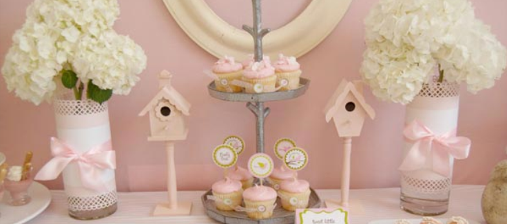 Parties We Love: Girly Gatherings