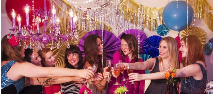 Fun DIY Bachelorette Party