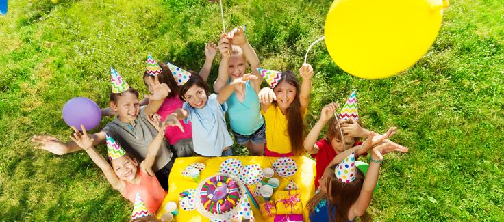 Kids' Party Checklist - Everything You Need!