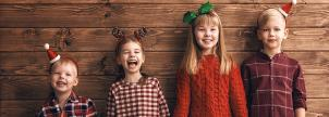Kids' Holiday Parties - Fun for All!