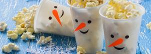 Kids' Winter Birthday Party Ideas