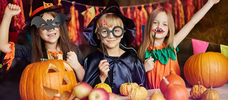kid approved halloween party entertainment - Halloween Kids Images