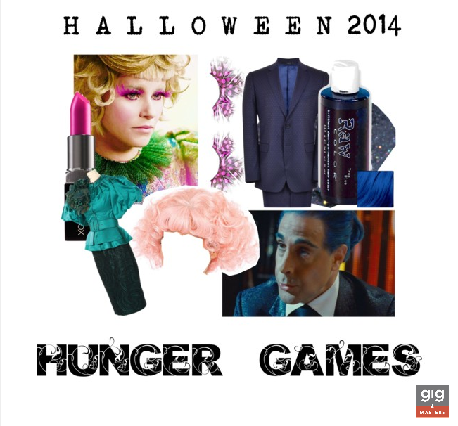 halloween costume 2014 hunger games characters