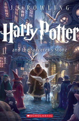 Harry Potter and the Sorcerer's Stone, a great choice for Round Robin