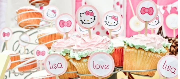 Girly Bridal Shower Themes
