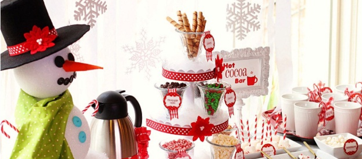 Parties We Love: Spreading Christmas Cheer
