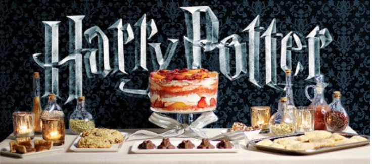 A Harry Potter Party