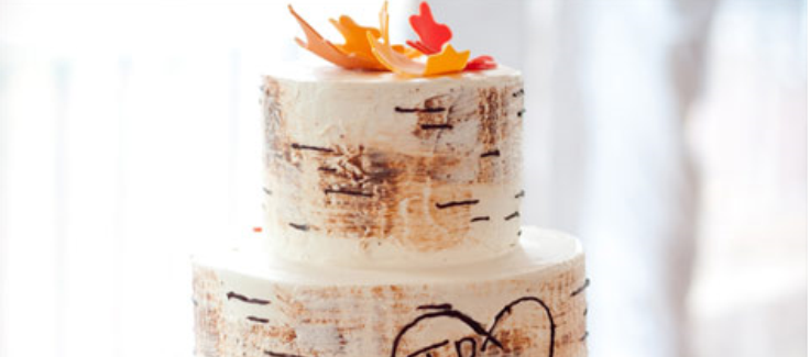 Wedding Cakes We Love