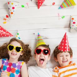 Backyard Summer Parties for Kids