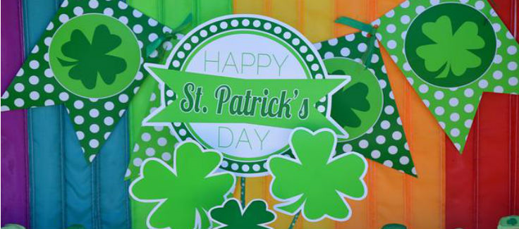 Kid-Friendly St. Patrick's Day Party