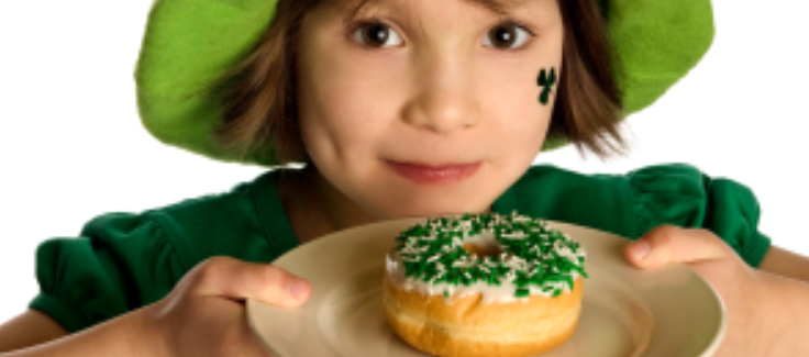 Host a Kid-Friendly St. Patrick's Day Party