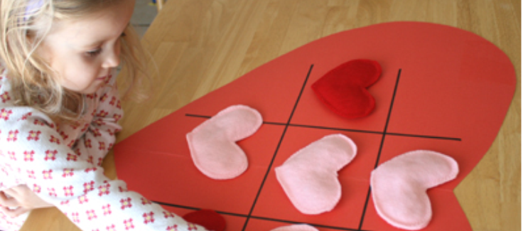 Kid's Valentine's Day Party Ideas
