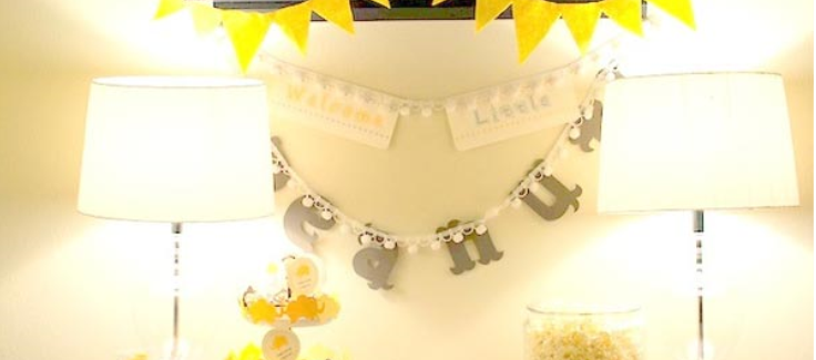 Parties We Love: From Baby to Big Kid Celebrations