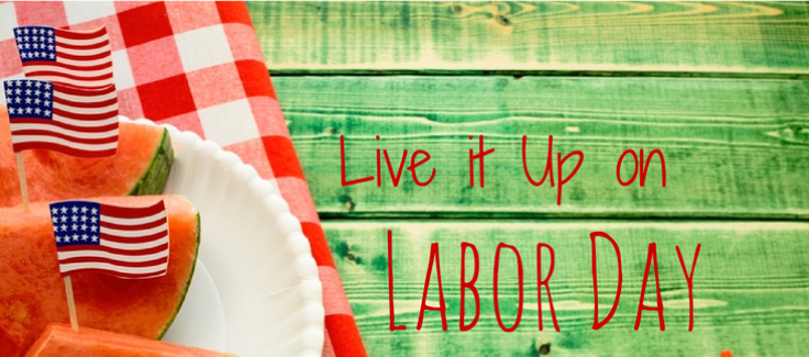 Live it Up on Labor Day: Party Inspiration