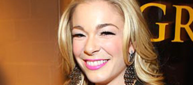 Leann Rimes, Steal Her Wedding Idea