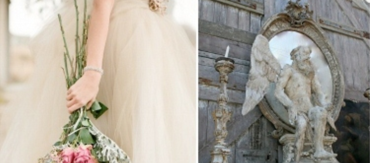 Les Miserables, Wedding Inspiration?