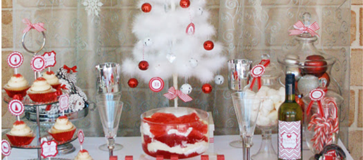 Parties We Love: Merry Christmas!