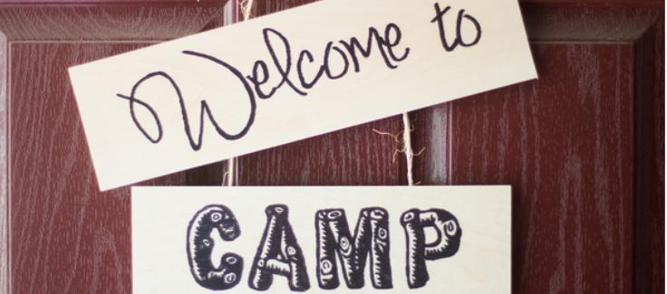 Camping in Style: A Glamping Themed Party