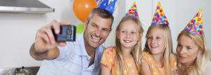 Planning  Kids Parties for Multiples: 10 Tips to Double (or Triple) Your Fun