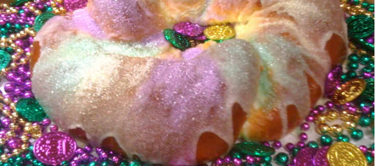 Mardi Gras Party Food and Drink Ideas